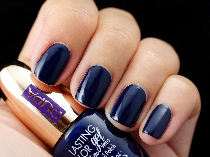 #parisexperience #lastingcolorgel #nails #nailpolish 089 Deep Blue