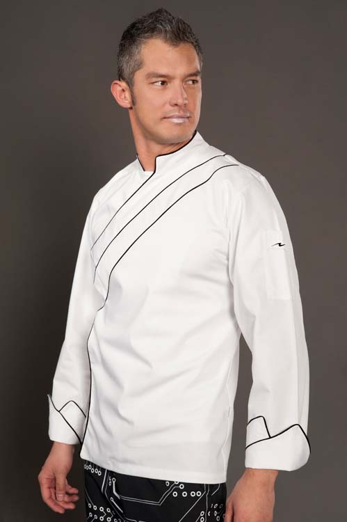 chef coat from chefalamode.com