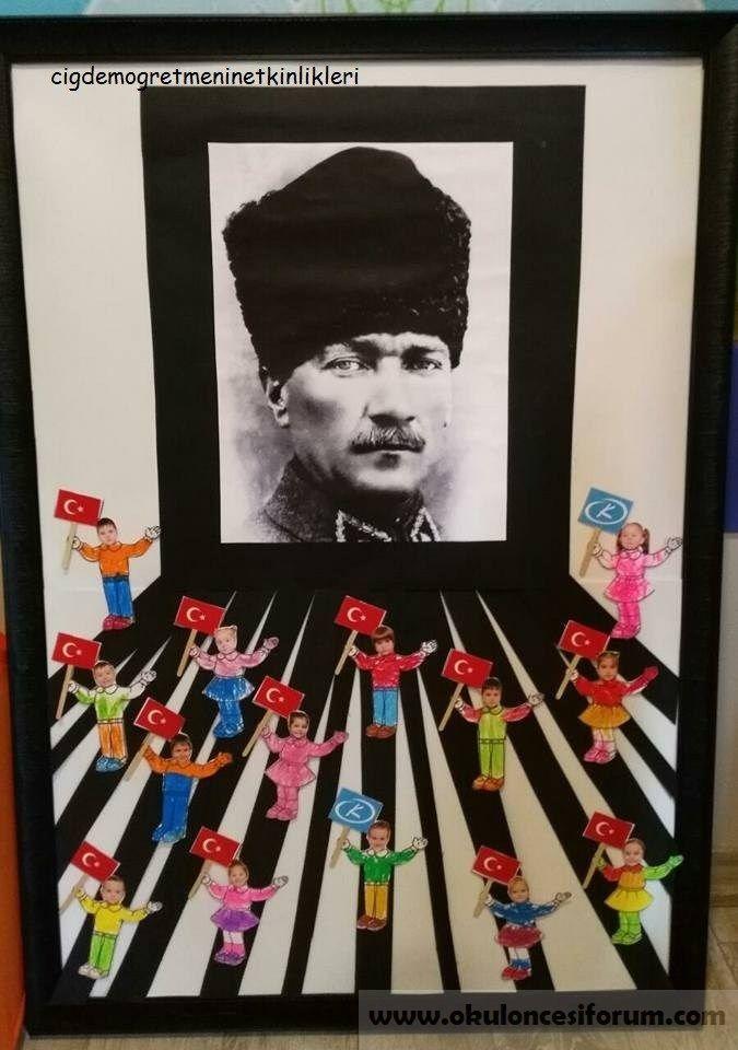 Cumhuriyet bayramı proje çalışması | OKUL ÖNCESİ FORUM