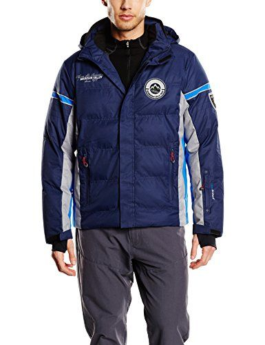 Fifty five 3in1 herren jacke alaska