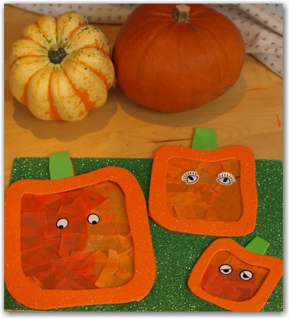 Pumpkin Halloween Decorations | Here Come the Girls