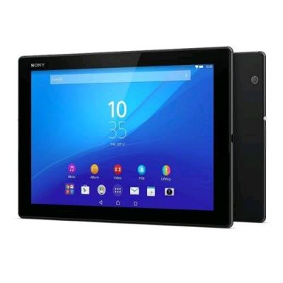 "SONY XPERIA Z4 TAB 10.1"" 16 GB WI-FI + 4G LTE ANDROID 5.0 ITALIA BLACK"