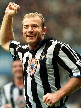 Alan Shearer - My Favourite Striker Ever