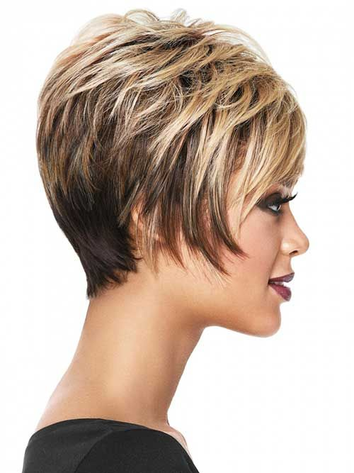 Admirable 1000 Ideas About Cool Short Hairstyles On Pinterest Haircuts Short Hairstyles For Black Women Fulllsitofus