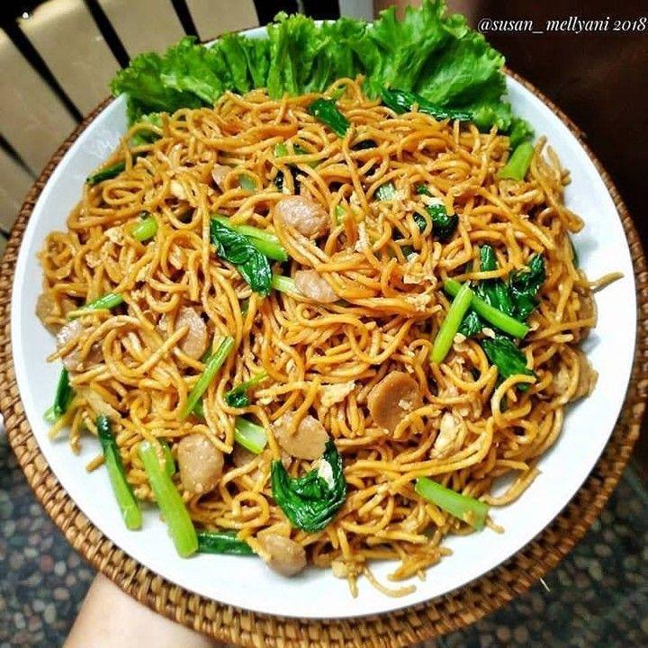 Resep Mie Goreng Spesial Instagram Di 2021 Resep Masakan Masakan Thailand Resep