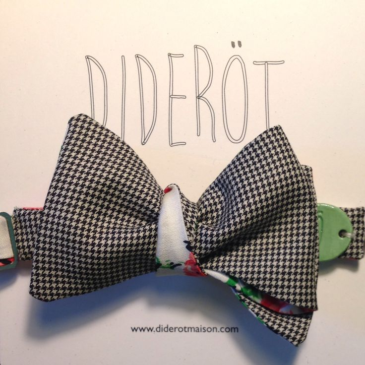 Diderotmaison bow tie - Noeud papillon - DA20