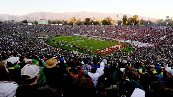 Rose Bowl Game Presented by Northwestern Mutual