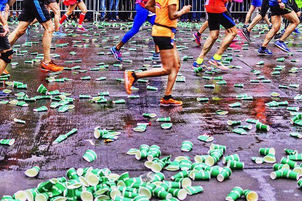 Photographer MITCHELL FUNK  Ny Marathon 1  ONE EYELAND