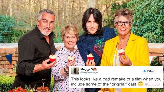 New Great British Bake Off line up is here and people really don't like it