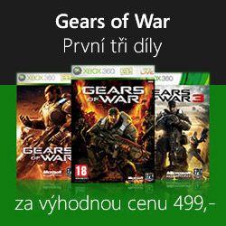 Promo Gears of War series - 250x250
