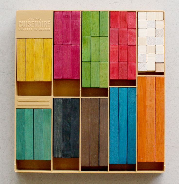 Cuisenaire Set – Shorties Childrens Store