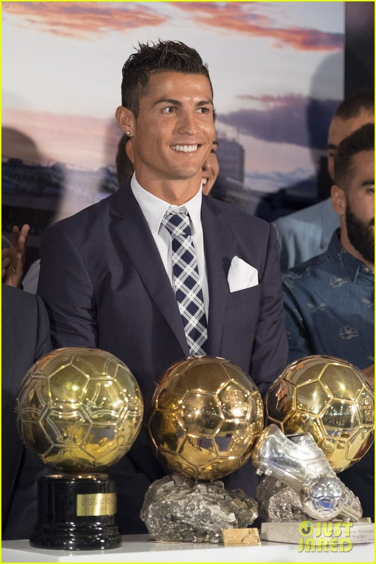 Cristiano Ronaldo Honored For Becoming Real Madrid's All-Time Leading Scorer: Photo #3475950. Cristiano Ronaldo attends a Real Madrid ceremony on Friday (October 2) at Santiago Bernabeu stadium in Madrid, Spain.    The 30-year-old soccer star was being honored…