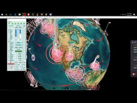 12/30/2016 -- Nightly Earthquake Update + Forecast -- Japan hit as expected -- Large EQ watch issued - YouTube
