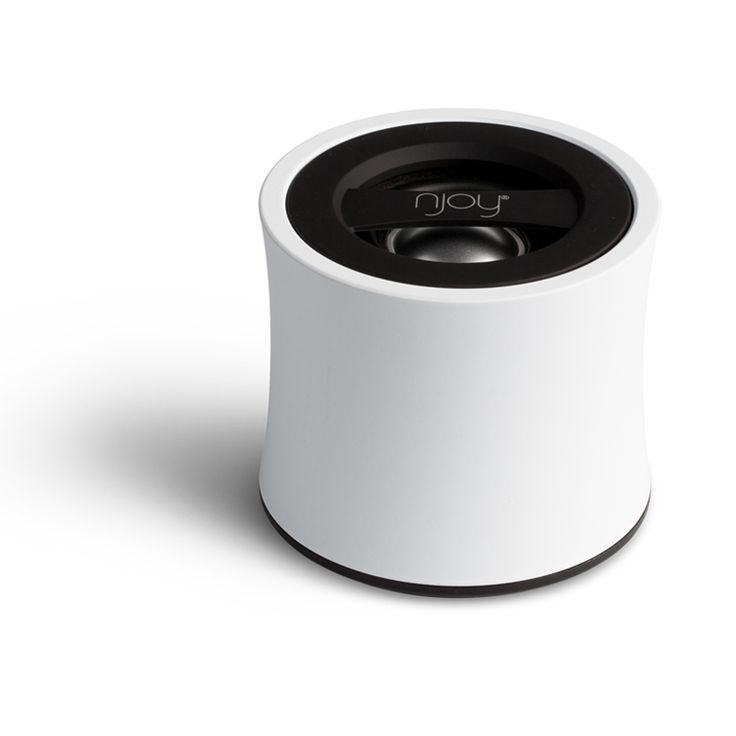 Bluetooth speaker Njoy 6.0 Flat White