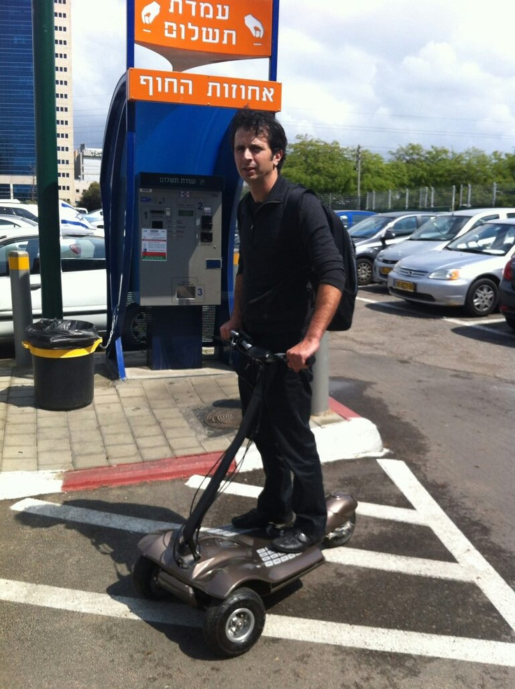 (9) MUV-e Personal Transportation