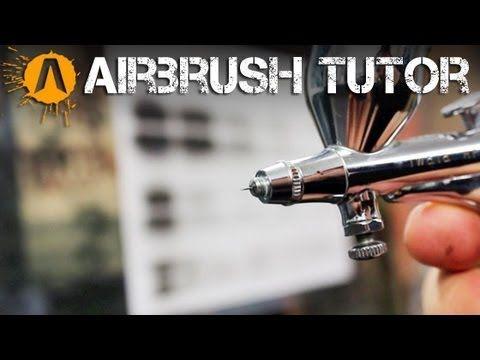 Airbrush Control Exercises 2