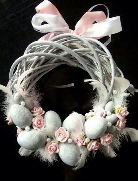 Krans voor Pasen