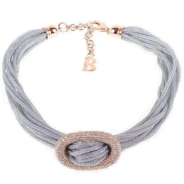 Naszyjnik Boccadamo XGR086RS - Biżuteria Pandora. Pierścionki zaręczynowe - Sklep Fugart.pl