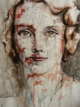 "Saatchi Online Artist Mark O'Connell; Painting, ""Helen"" #art"