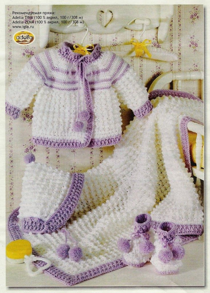 40 besten Colete de croche com grafico Bilder auf Pinterest ...