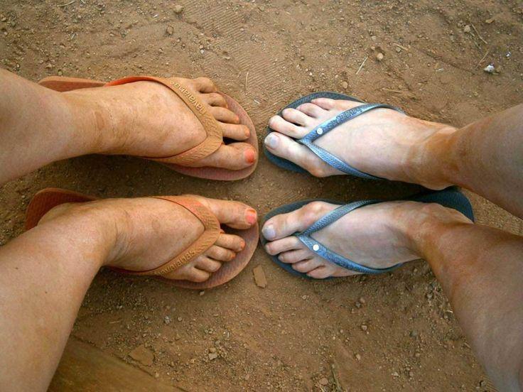 Footsteps in Myanmar