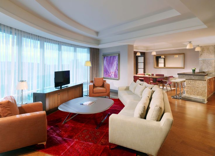 Sheraton Bursa Hotel Presidential Suite