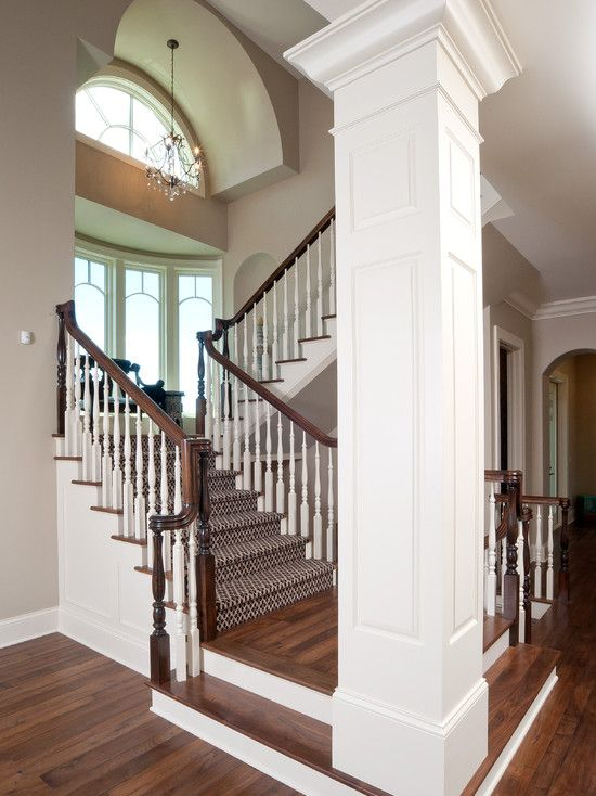 Foyer Staircase Decorating : Two story foyer design pictures remodel decor and ideas