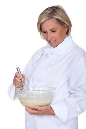 To become a professional pastry chef, you need to have adequate formal training in a pastry chef school.