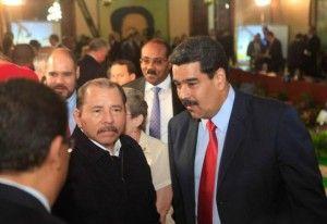 Presidente Nicaragua, Daniel Ortega: Con PetroCaribe, Chávez vive (Vídeo)