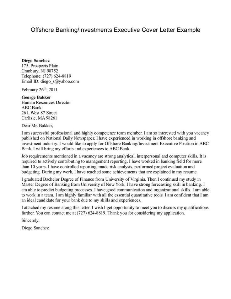 Best  Good Cover Letter Examples Ideas On