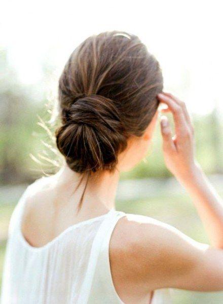 33 trendy hairstyles bridesmaid simple brides