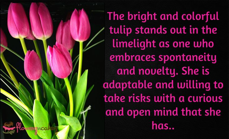 Is #tulip your favorite flower? Then check out your 'tulip' #personality!