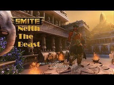 Smite Xbox One Beta | Neith the Beast | 17/0/6