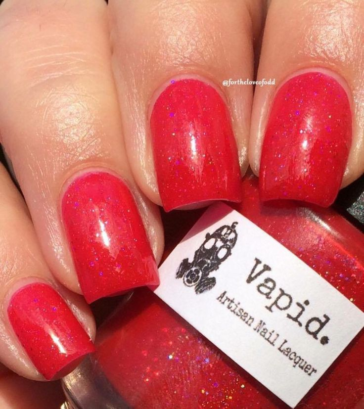9 best Vapid Nail Polish I own images on Pinterest | Gel polish ...