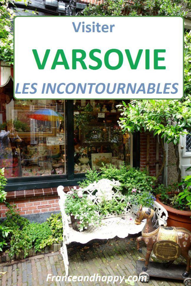 -VISITER VARSOVIE- Toutes les bonnes adresses et choses a voir !