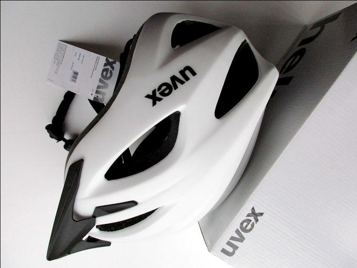 Велосипедный шлем UVEX