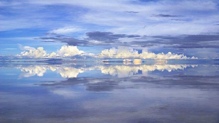 Bolivia's Uyuni salt flats