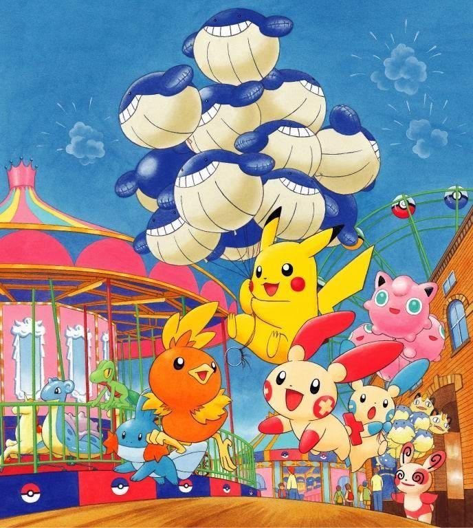 Pin by RUKATO NGUYỄN on pokemon in 2020 Pikachu, Pokemon