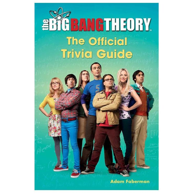 The Big Bang Theory: The Official Trivia Guide (Paperback) from Warner Bros.: This completely authorized Big Bang… #Movies #Films #DVD Video