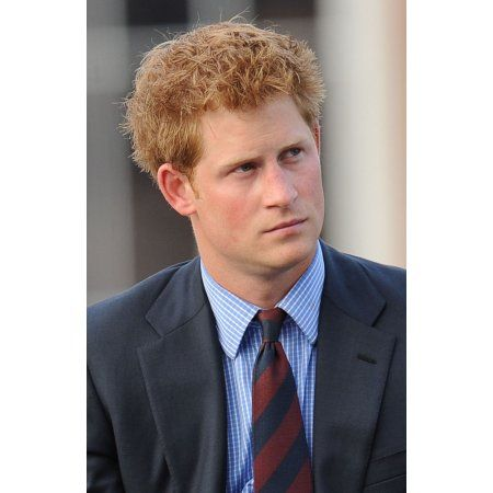 Prince Harry At A Public Appearance For Prince Harry Address British And American Veterans Organizations Canvas Art - (16 x 20)