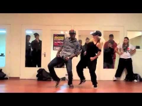 G STARR - Laure Courtellemont Make Money Ragga Jam Class.flv - YouTube