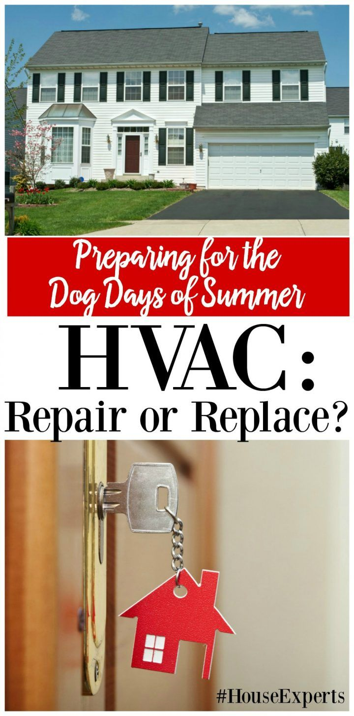 Preparing for the Dog Days of Summer HVAC Repair or