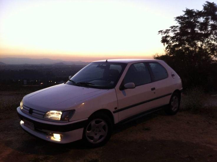 Jôc Contreras - Peugeot 306 XS