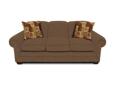 Shop for England Sofa, 1435, and other Living Room Sofas at England Furniture in New Tazewell, TN. Anyone can appreciate the beautiful versatility of our Monroe group and all the options that come along with it! This transitional collection includes a sofa, loveseat, queen sleeper, chair-and-a-half, ottoman, and multiple sectional configurations.