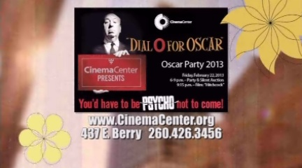 "Party At The Cinema Center: ""Dial O For Oscar™"" 