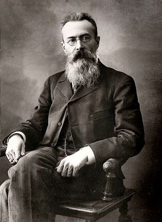 Nikolai Rimsky-Korsakov was a Russian composer, and a member of the group of composers known as The Five. He was a master of orchestration. His best-known orchestral compositions—Capriccio Espagnol, the Russian Easter Festival Overture, and the symphonic suite Scheherazade—are staples of the classical music repertoire, along with suites and excerpts from some of his 15 operas.