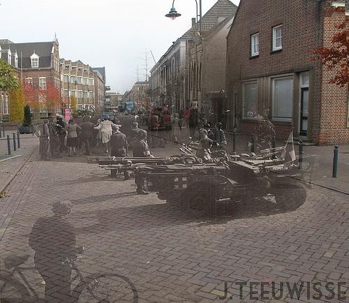 Ghosts of war - Veghel; Celebrations