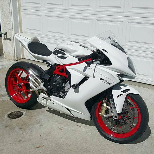 motorcycles-and-more: MV Agusta F3 - | pomozmioddychac