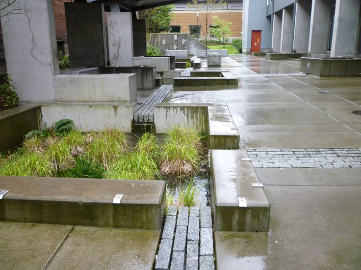 49 best images about stormwater management ideas on for Garden pots portland