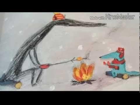 Lupo & Lupetto - La fogliolina che non cadeva mai (Fiabe piccine picciò) - YouTube